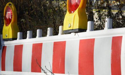 Hauptstraße wegen Bauarbeiten zwei Wochen gesperrt