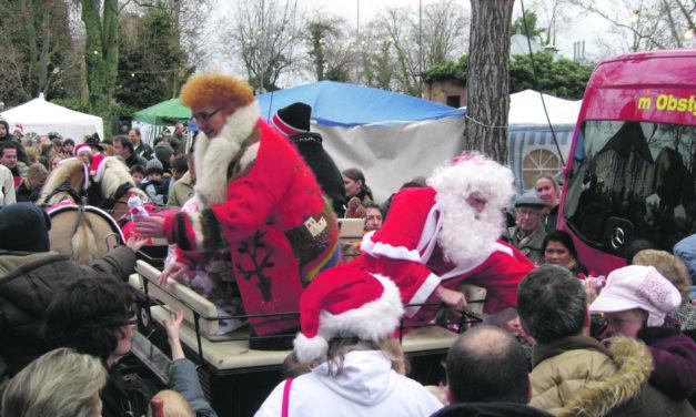 Der Nikolaus sucht Hobby-Künstler