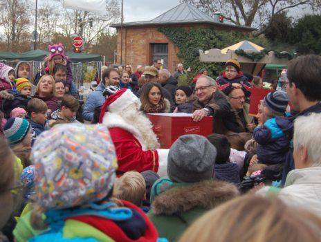 Nikolausmarkt abgesagt