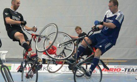 """<span class=""""entry-title-primary"""">Radball Oberliga 2018 – 2. Spieltag</span> <span class=""""entry-subtitle"""">Schwarzer Tag für Hau/Kolender - """"Müller Brothers"""" mit Ersatz jetzt auf Rang 2</span>"""