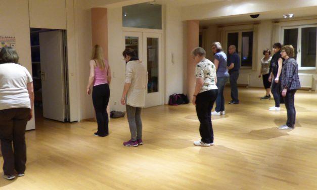 """<span class=""""entry-title-primary"""">Eine Sache der geistigen Fitness und Konzentration</span> <span class=""""entry-subtitle"""">TV Weisenau veranstaltet erfolgreich Line-Dance-Kurse</span>"""