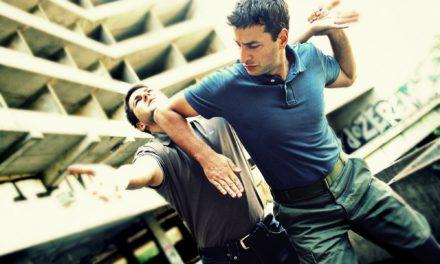 Realistische Selbstverteidigung im Style von JEET KUNE DO / Jun Fan Kung Fu