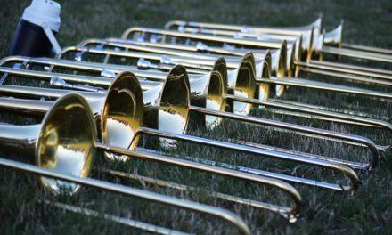 Erfolgreiches Jahr für den evangelischen Posaunenchor