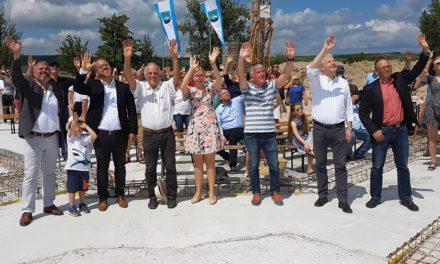 """<span class=""""entry-title-primary"""">""""Glück für die Gemeinde""""</span> <span class=""""entry-subtitle"""">Auf dem Bodenheimer """"Bürgel"""" entsteht eine neue Sportanlage</span>"""