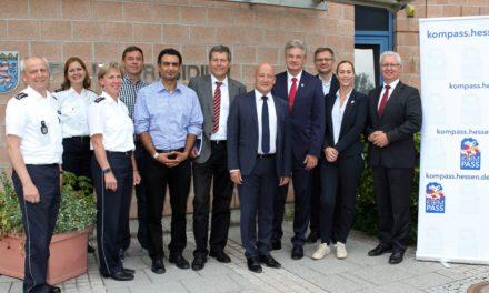 Rüsselsheim in Präventions-Programm KOMPASS aufgenommen
