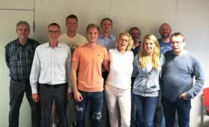 """<span class=""""entry-title-primary"""">JHV der TuS Volleyballabteilung</span> <span class=""""entry-subtitle"""">Gelungene Saison 2017/18 – Aufstieg in 2. Bundesliga geplant</span>"""