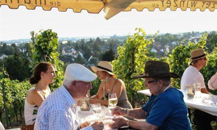 """<span class=""""entry-title-primary"""">500 Meter Tradition und Weinkultur</span> <span class=""""entry-subtitle"""">Hechtsheimer Weinfest im Kirchenstück vom 29. Juni bis 2. Juli</span>"""
