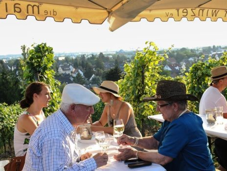 500 Meter Tradition und Weinkultur