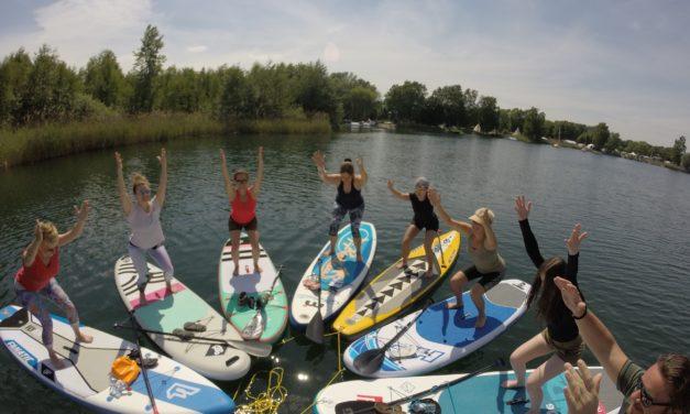 """<span class=""""entry-title-primary"""">Selbst für erfahrene Yogis eine tolle neue Erfahrung</span> <span class=""""entry-subtitle"""">Kanuclub Oppenheim: Yogakurs auf dem Wasser mit Standup Paddle Board</span>"""