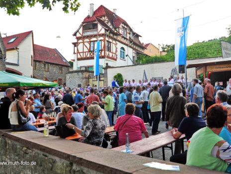 Kellerweg-Fest in Guntersblum