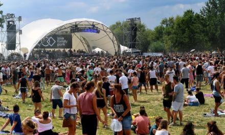 Elektro-Festival Love Family Park zieht 20.000 Besucher nach Rüsselsheim am Main