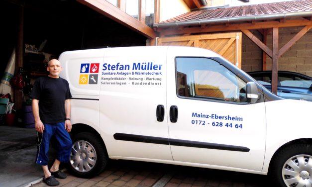 """<span class=""""entry-title-primary"""">Der Spezialist für Badsanierungen</span> <span class=""""entry-subtitle"""">Stefan Müller, Sanitäre Anlagen & Wärmetechnik in der Töngesstraße</span>"""