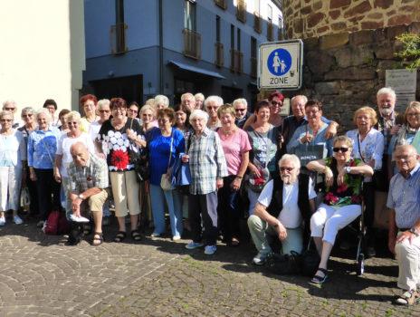 Rentnerclub der Siedler am Tor zum Tauber Tal