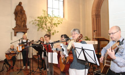 20 Jahre Musikgruppe Dreiklang