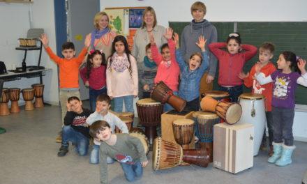 """<span class=""""entry-title-primary"""">Musikalische Eröffnung des Stadtteilfestes in Bischofsheim</span> <span class=""""entry-subtitle"""">""""Instrumentenparadies"""" und """"Musikweltkinder"""" der Musikschule Maier</span>"""