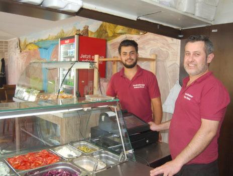 Türkische Spezialitäten und herzliche Gastfreundlichkeit