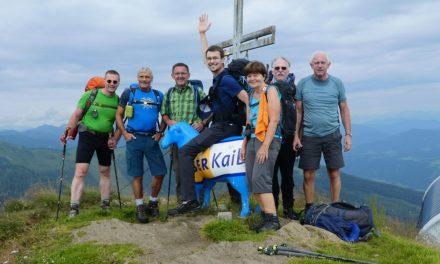 Alpenvereinstour durch die Schladminger Tauern