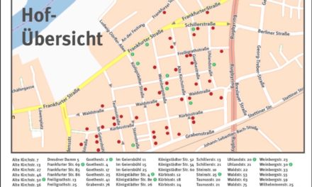 3. Hof-Flohmarkt in der Rüsselsheimer Altstadt