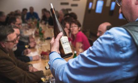 Das Hochheimer Weinbaumuseum präsentiert Weine aus der Lage Stielweg
