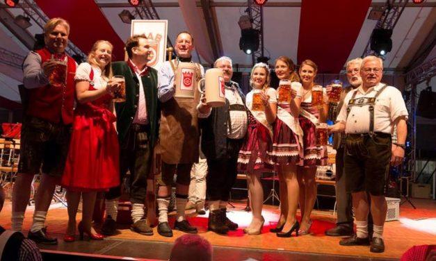 """<span class=""""entry-title-primary"""">O´zapft is!</span> <span class=""""entry-subtitle"""">Größtes Oktoberfest in Rheinland-Pfalz bereitet sich auf bis zu 5.000 Gäste täglich vor</span>"""