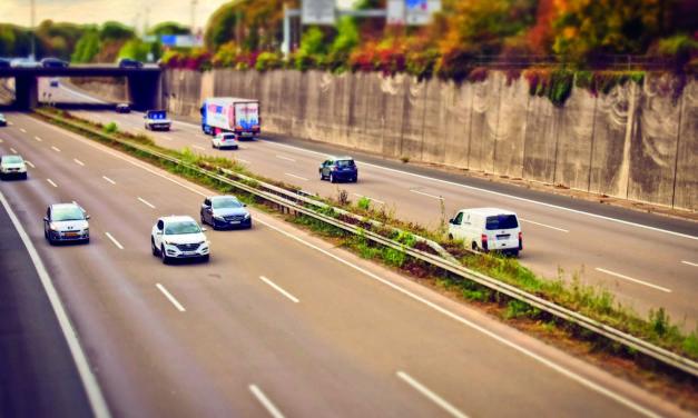 Autofahrer lieben ab durch die Mitte