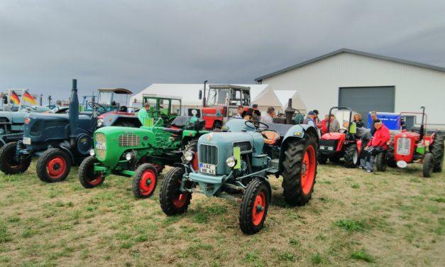 Ein toller Tag mit den Traktorfreunden Rhein-Selz