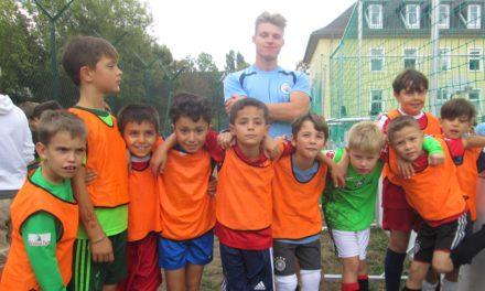 KiKo-Team tritt beim Street-Soccer-Turnier an