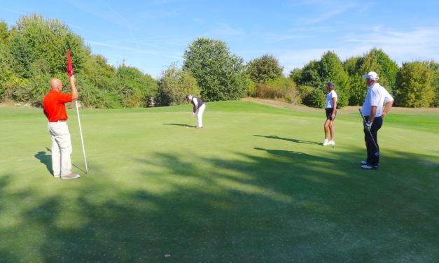 Vierer Clubmeisterschaft 2018 im Golfclub Domtal Mommenheim