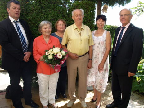 Eiserne Hochzeit in Zornheim
