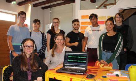 Lernferiencamp: Prüfungstraining mit Besuch bei Hofheimer Unternehmen