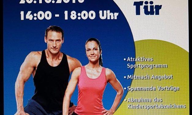 """<span class=""""entry-title-primary"""">TVL bewegt sich</span> <span class=""""entry-subtitle"""">Mammutprogramm am Tag der offenen Tür</span>"""