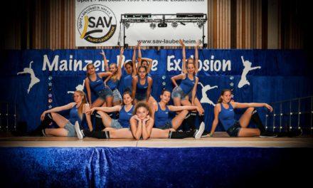 """<span class=""""entry-title-primary"""">Eine atemberaubende Show</span> <span class=""""entry-subtitle"""">SAV präsentiert """"Mainzer Dance Explosion"""" im Sportzenrum</span>"""