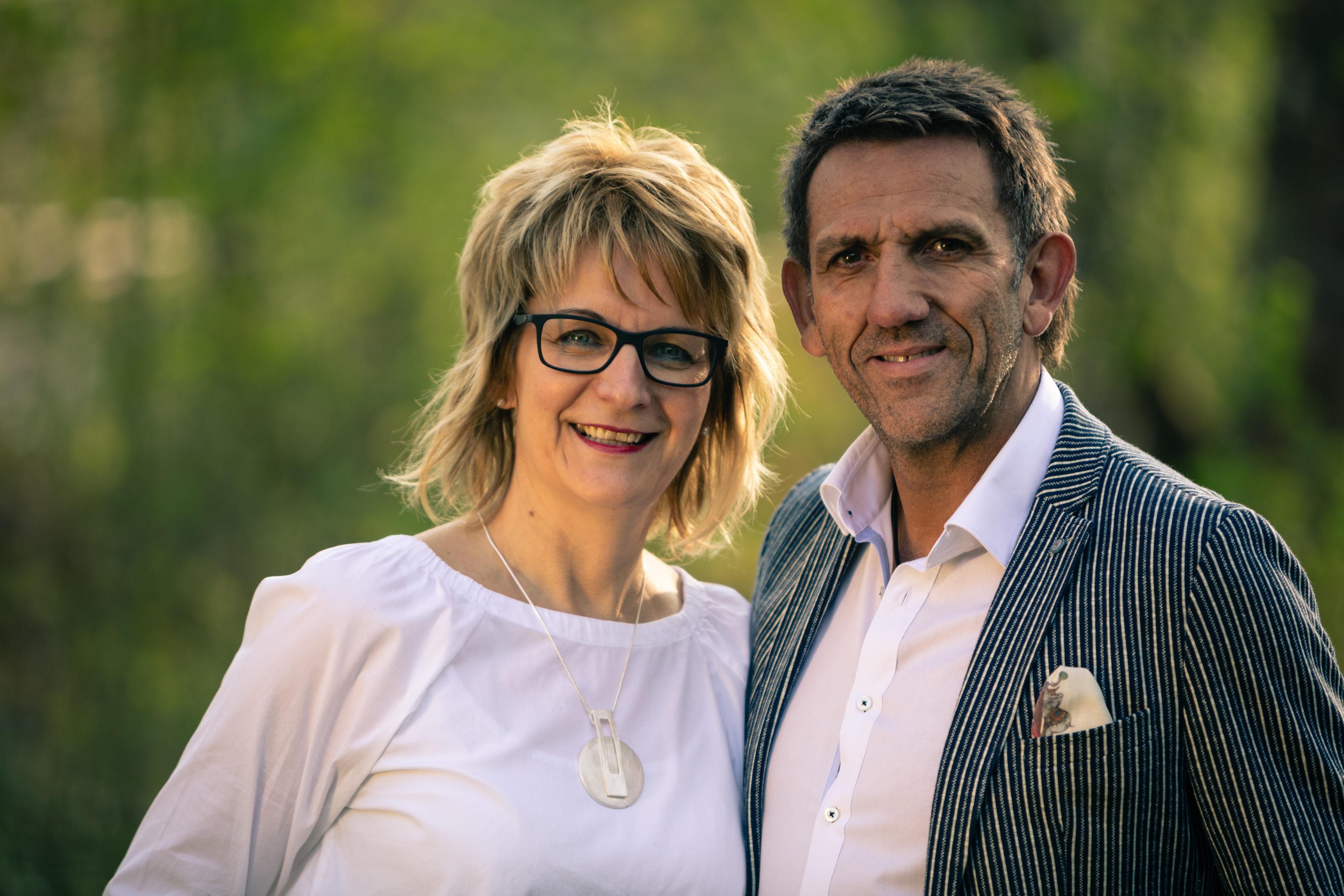Brigitte und Ralf Schnell