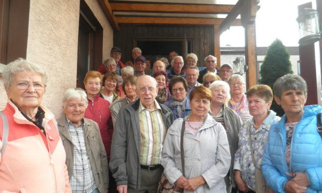 Senioren wanderten nach Nordenstadt