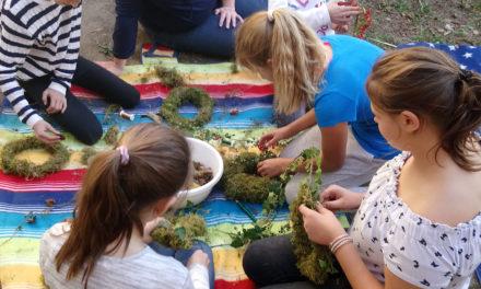 Ferienprogramm im Mädchentreff