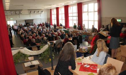Wildsachsenhalle: Feierliche Eröffnung für kulturellen Treffpunkt