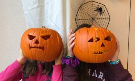 """<span class=""""entry-title-primary"""">Familienkultour Kriftel lud zum Halloween-Event ein</span> <span class=""""entry-subtitle"""">Besonders das Buffet mit gebackenen Fingern und Augäpfeln begeisterte die Kids</span>"""