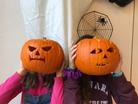 Familienkultour Kriftel lud zum Halloween-Event ein