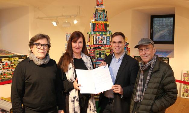 Kunstverein Rüsselsheim erhält den Kulturpreis 2018