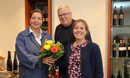 Kerbeauftakt 2018 im Christophorus-Hof zugunsten der Kinderkrippe der Ev. Kirchengemeinde Hechtsheim