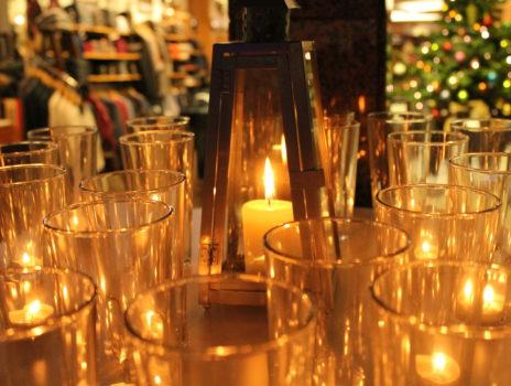 Candlelight Shopping mit Bewährtem und Neuem