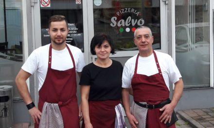 """<span class=""""entry-title-primary"""">Angekommen in Bodenheim</span> <span class=""""entry-subtitle"""">Pizzeria Salvo feiert im Januar Jubiläum</span>"""