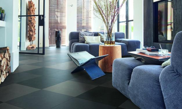 Fliesen-Alternative für gemütliche Wohnräume