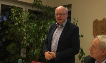 Klares Votum für Hans-Peter Broock