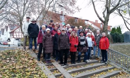 Turnverein Bischofsheim on Tour