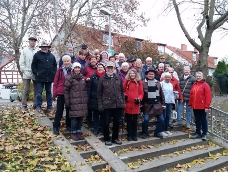 Turnverein Bischofsheim on Tour