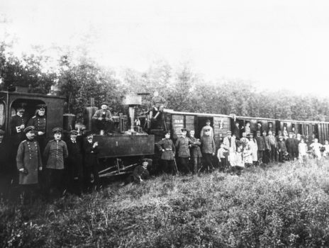 """""""Als die Festungsbahn durch die Ortsmitte fuhr – Hechtsheim im Ersten Weltkrieg"""""""