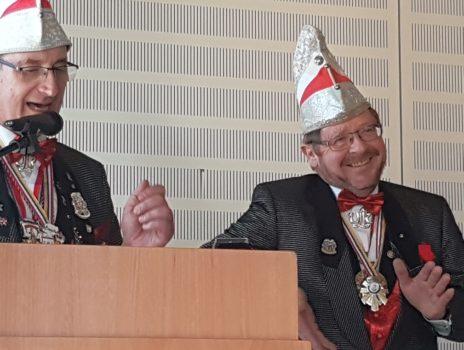 """Ulker starten die Fastnachts-""""Hoch-Zeit"""""""