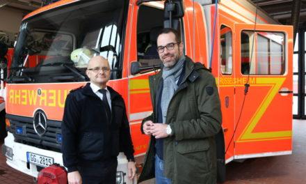 Ruhige Feuerwehrbilanz zum Jahreswechsel