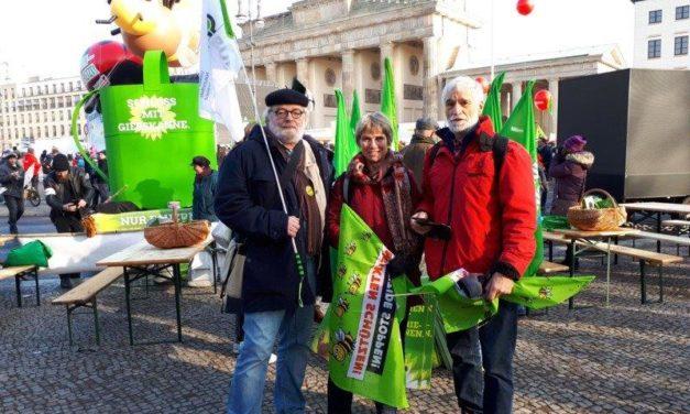 """<span class=""""entry-title-primary"""">Für eine menschen-, tier- und klimafreundliche Agrarpolitik</span> <span class=""""entry-subtitle"""">Auch Vertreter aus dem Main-Taunus-Kreis waren zur Demo nach Berlin gereist</span>"""
